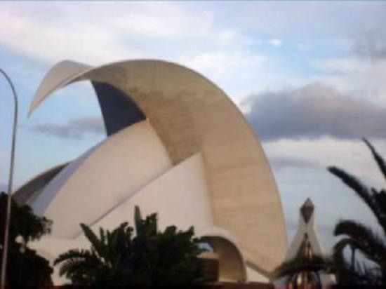 Opera House in Santa Cruz
