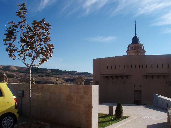 Ateca, Hiszpania: vistas hotel