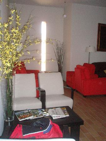 Hotel Castillo de Ateca: interior 2
