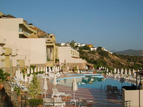 Blue Marine Resort Spa Hotel Agios Nikolaos Crete