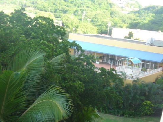 Grand Royal Antiguan Beach Resort: View From Room