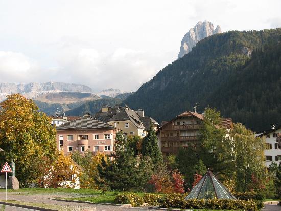 Piciuel Hotel: In town (Ortisei )