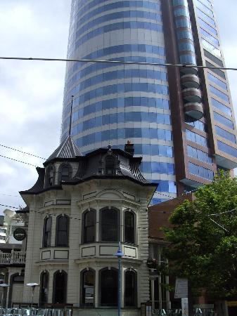 Highest Building in Wellington