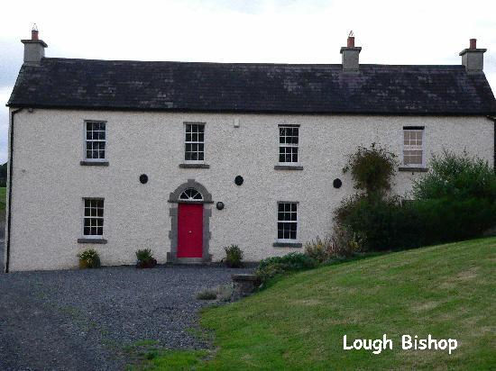 Lough Bishop House: Front