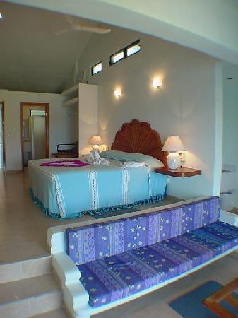 Villas Coral : Our room