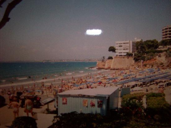 Hotel Best San Diego: the beach