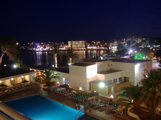 Intertur Hotel Miami Ibiza: View from the apartment balcony