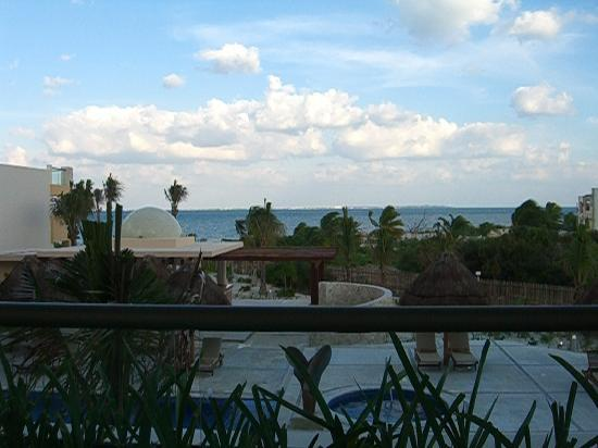 Excellence Playa Mujeres : view from balcony