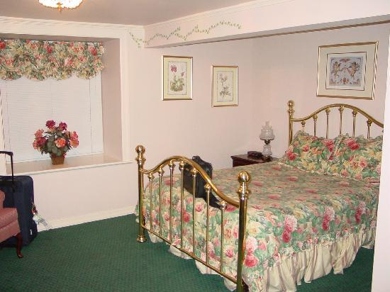 Inn at Soap Lake: Charming Room