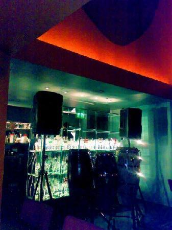 Live music at the light bar picture of st martins lane london st martins lane london hotel live music at the light bar aloadofball Images