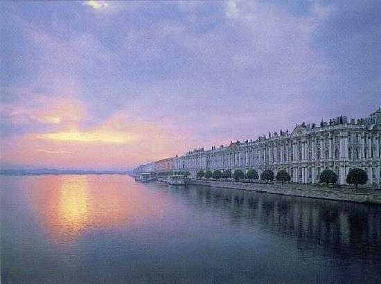 Nevskiy Hotel Aster : les légendaires nuits blanches...