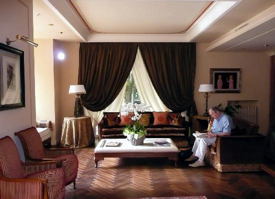 Hotel Francia e Quirinale: Ground floor of hotel
