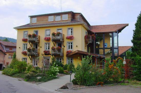 Hotel La Belle Vue, Saulxures