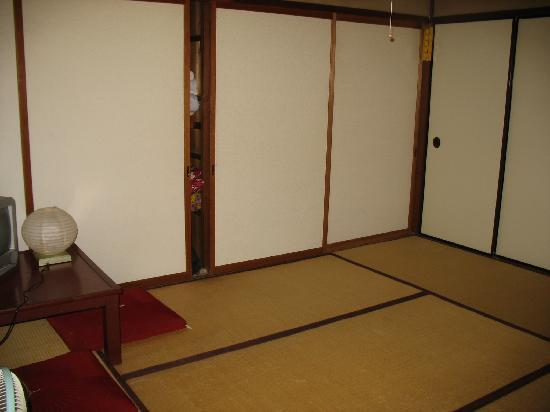 Tani House : Our Japanese style room