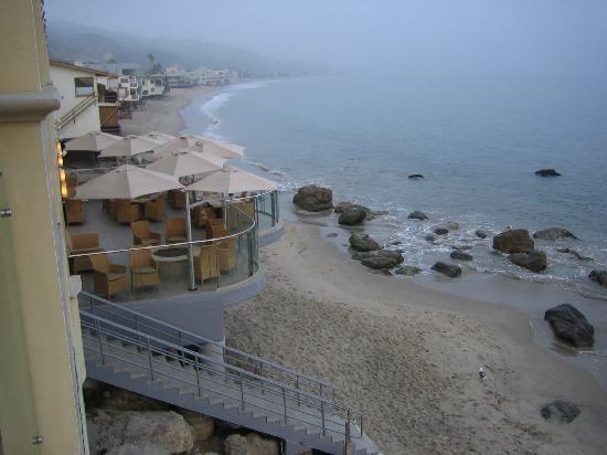 Malibu Beach Inn: Beach