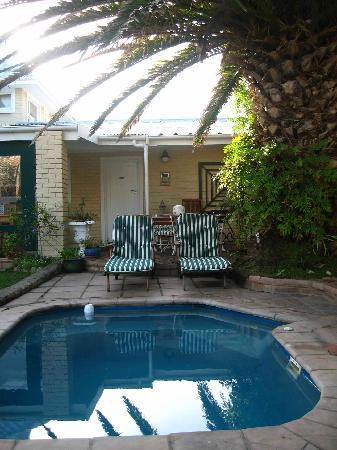 Bay Tree House: Spa Pool