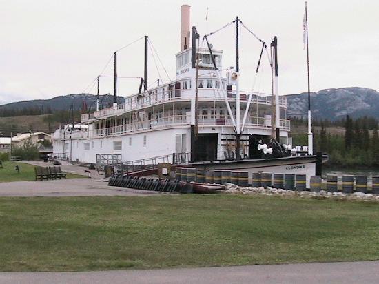USS Klondike à Whitehorse