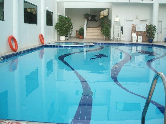 Swimming Pool At The Marco Polo Hotel Picture Of Marco Polo Hotel Dubai Tripadvisor