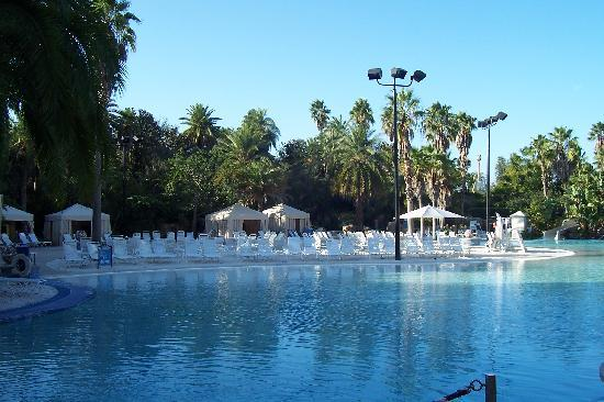 Hard Rock Hotel at Universal Orlando: more pool!