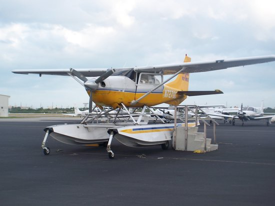 Key West Seaplanes: Our seaplane