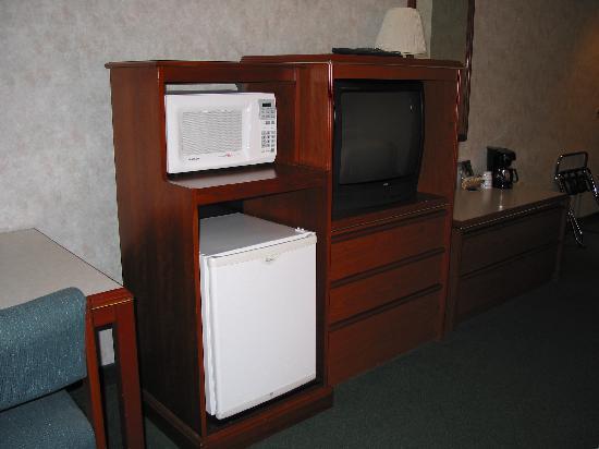 Hampton Inn Spokane: room