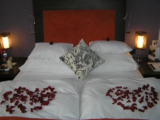 andel's by Vienna House Cracow: Romantic Package Bedroom