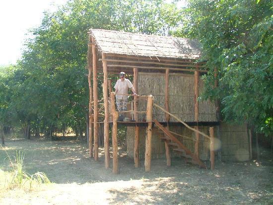 Kafunta River Lodge: Bushcamp