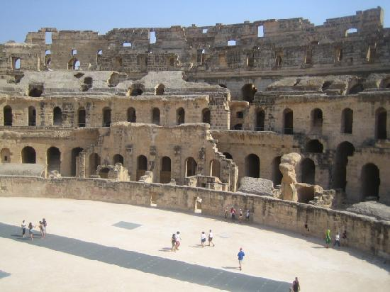 Hasdrubal Thalassa & Spa: colloseum