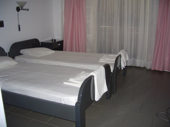 Syvota, Greece: Bedroom