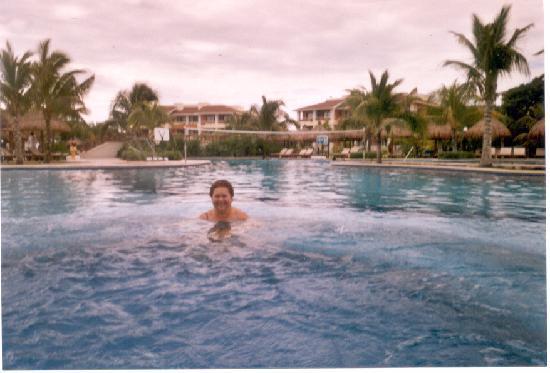Grand Bahia Principe Coba: piscine du Coba