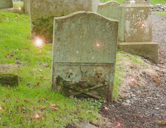 Whithorn Priory: Gravestone