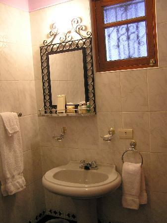 Casa Arequipa: Bathroom