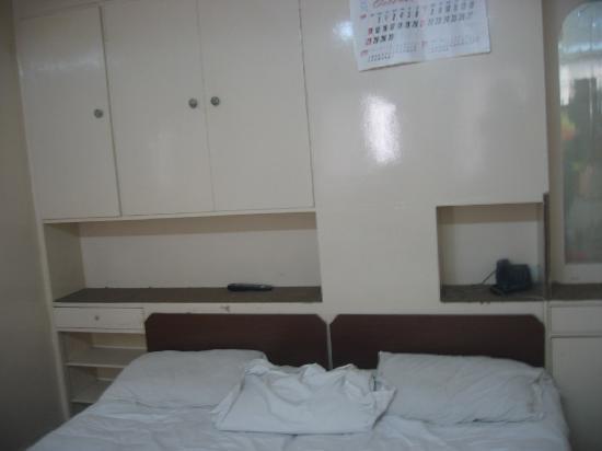 Benazeer Hotel: Doubleroom