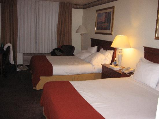 Holiday Inn Express Walla Walla: 2 queen room