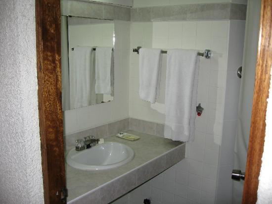 Hotel Ariosto: Bathroom
