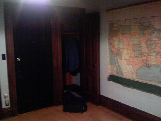 The Harlem Flophouse: This is the room named 'Cozy Cole'