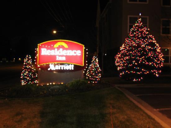 Residence Inn Provo : Merry Christmas
