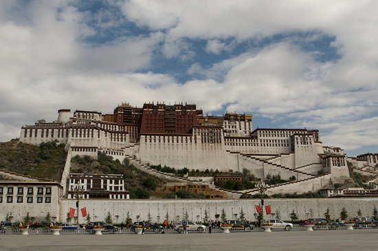 ‪‪Lhasa‬, الصين: Potala Palace, Lhasa‬