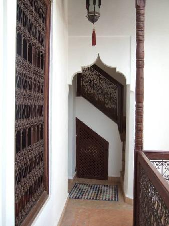 Riad Zolah: by our room