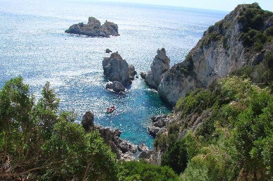 Acharavi, Grèce : corfu