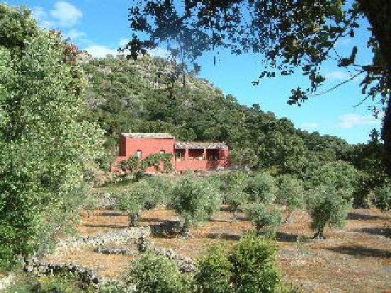 Extremadura, Spain: country house Finca al-manzil