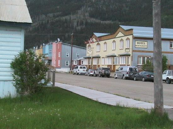 Aurora Inn: l'hotel Aurora