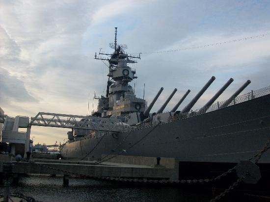 Battleship Wisconsin : USS Wisconsin
