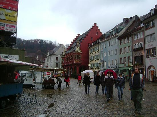 Hotel Rheingold : munster plaza