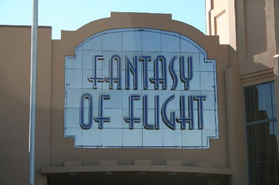 Fantasy of Flight, Polk City Florida