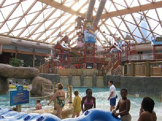 Massanutten Resort Water Park: Waterworks Play Area