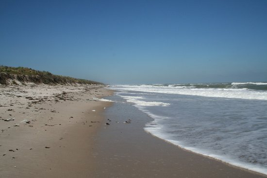 Флорида: Canaveral National Seashore