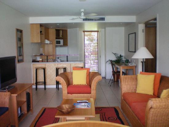 Sheraton Denarau Villas : Lounge Room