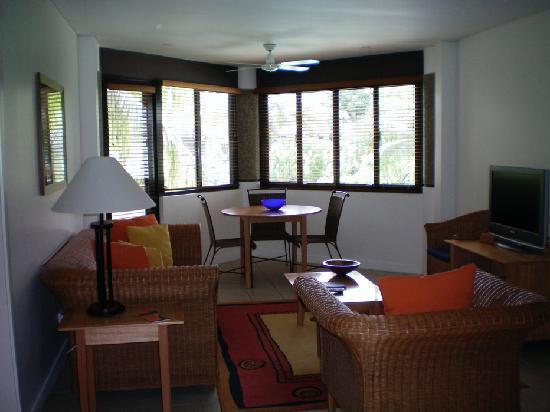 Sheraton Denarau Villas : Lounge/Dining
