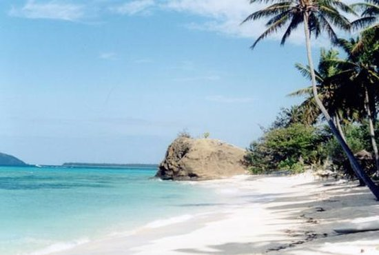 Yasawa Islands, ฟิจิ: Our Private Beach
